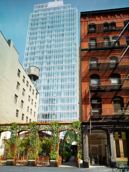 Morgans Hotel Group Updates On Mondrian Soho Foreclosure
