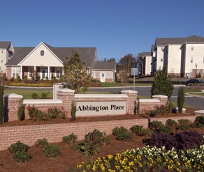 abbington place in charlotte